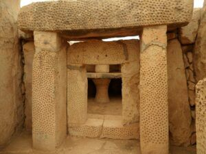 Megalithic temples of malta - where is malta