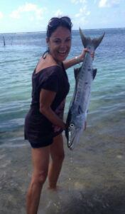 Fishing for Barracuda