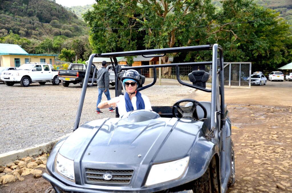 Casela Natural Park go carting