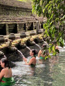 A spiritual day in Bali