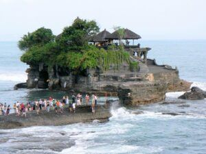 A spiritual day in Bali - Tanah Lot