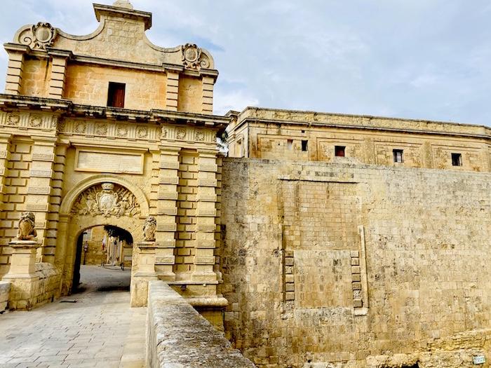 The Mdina Gate