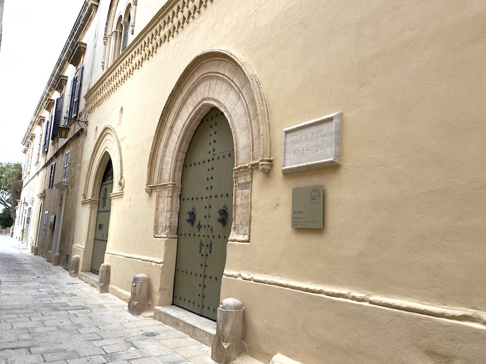 Palazzo Falson Mdina