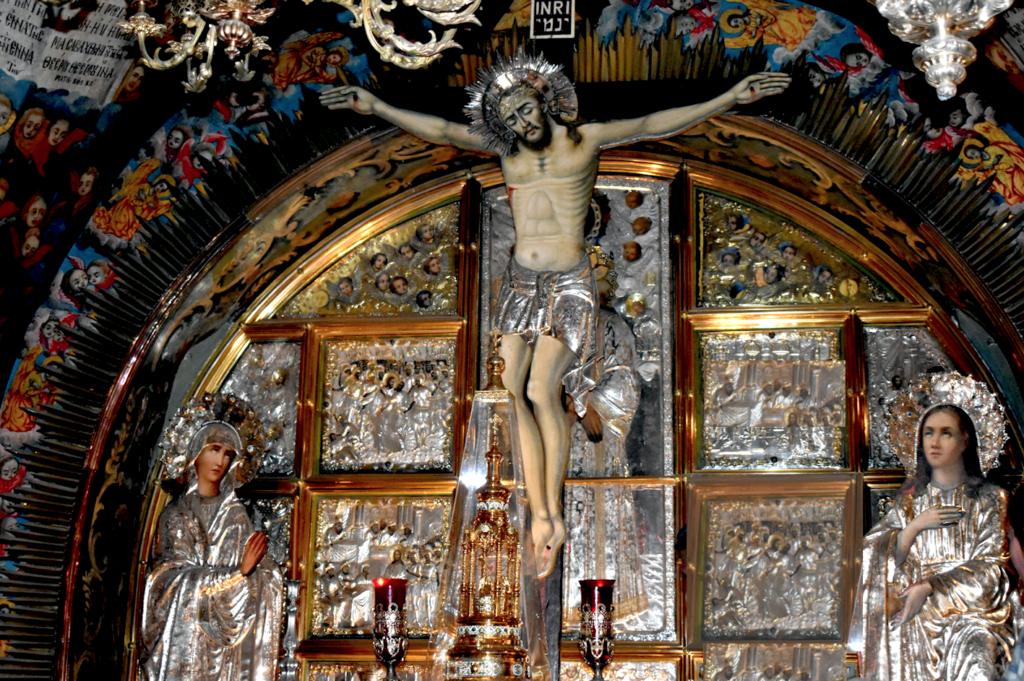 Opulence of the Armenian Churches